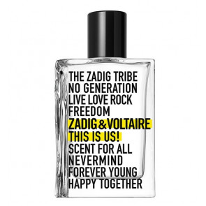 Zadig & Voltaire This is Us!  50ML
