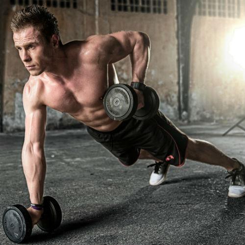 Beauty uomo: i migliori prodotti post allenamento