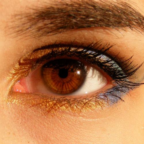 Trucco occhi da make-up artist