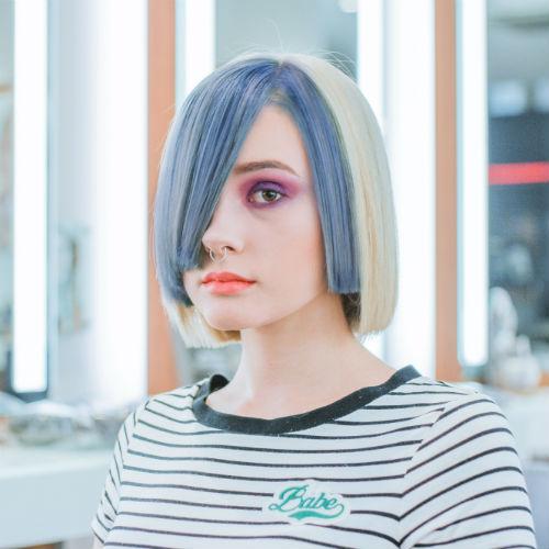 Glass hair: come ottenere una chioma liscia e luminosa