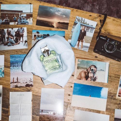 Eternity di Calvin Klein, il profumo dell'amore eterno