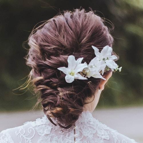 Acconciature da sposa 2019