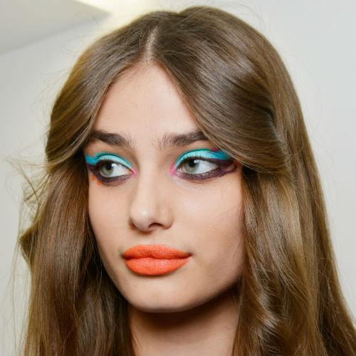Make-up colorato occhi per la primavera: i look da replicare