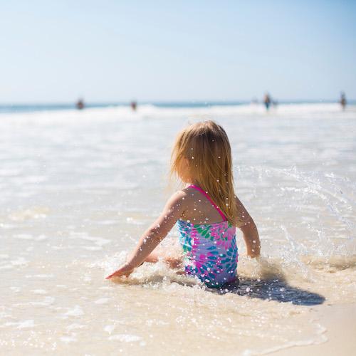 I 6 migliori solari per bambini per un'alta protezione