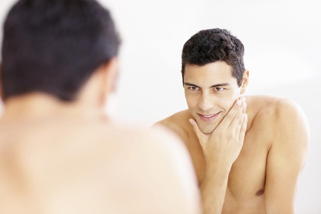 routine bellezza maschile