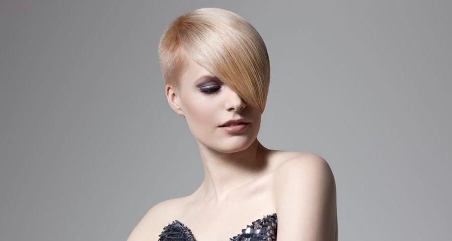 taglio capelli fini
