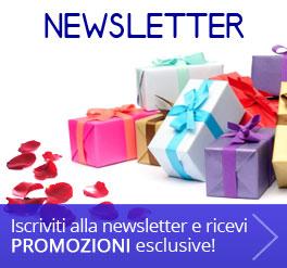 Iscriviti alla nostra newsletter e ricevi offerte imperdibili di Profumi e Cosmetici