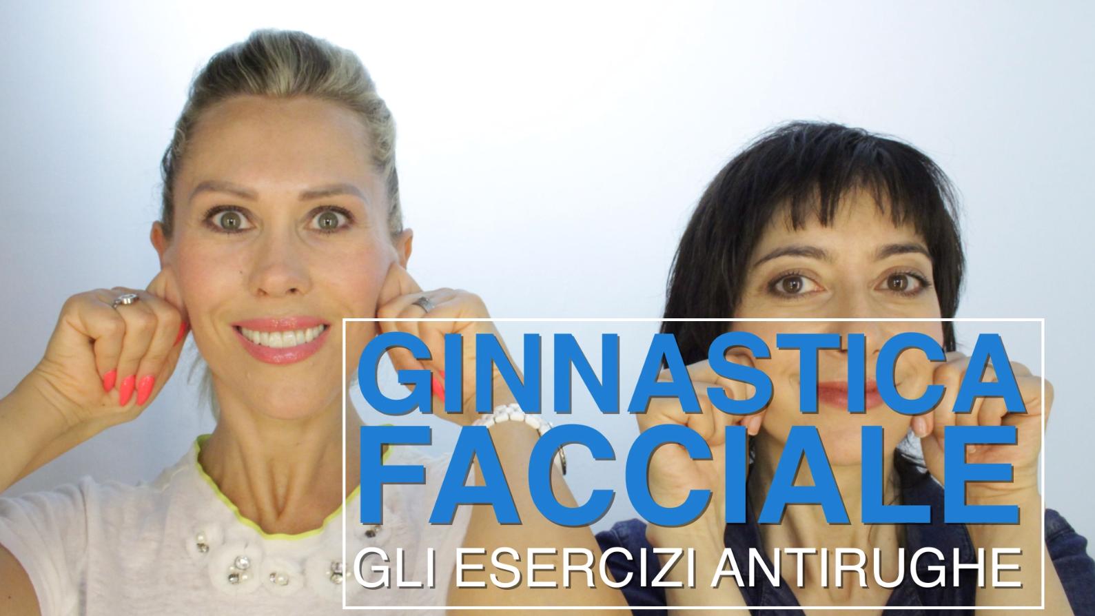 ginnastica facciale