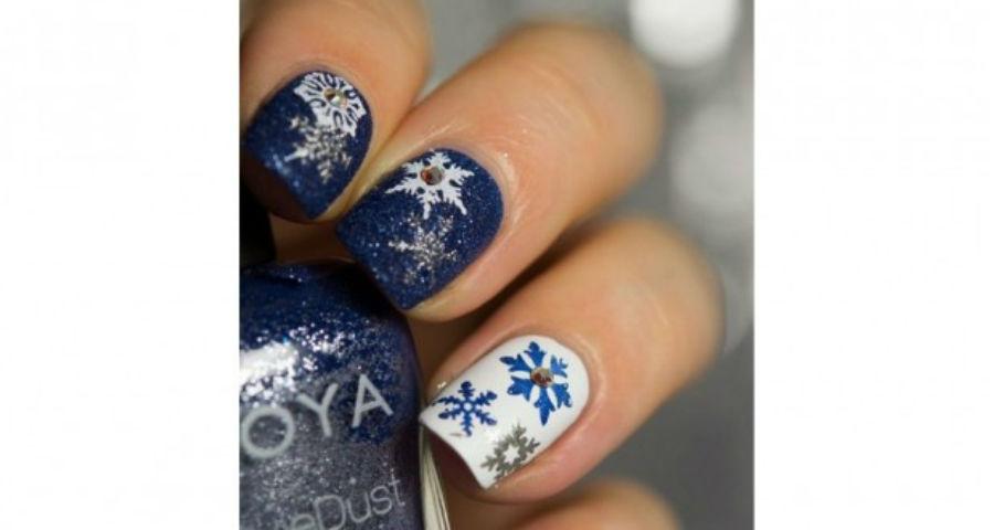 winter manicure