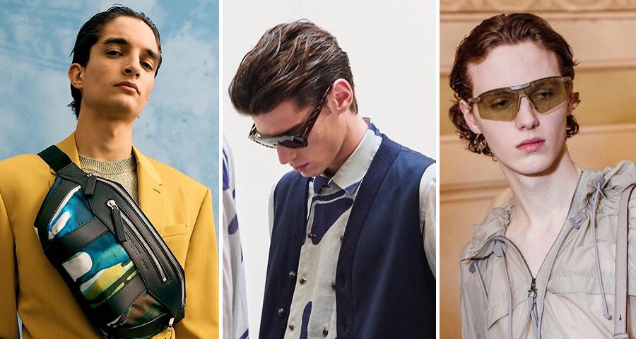 capelli uomo tendenze 2020