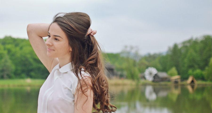 capelli castano
