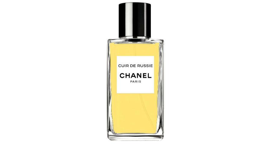 Cuir de Russie di Chanel