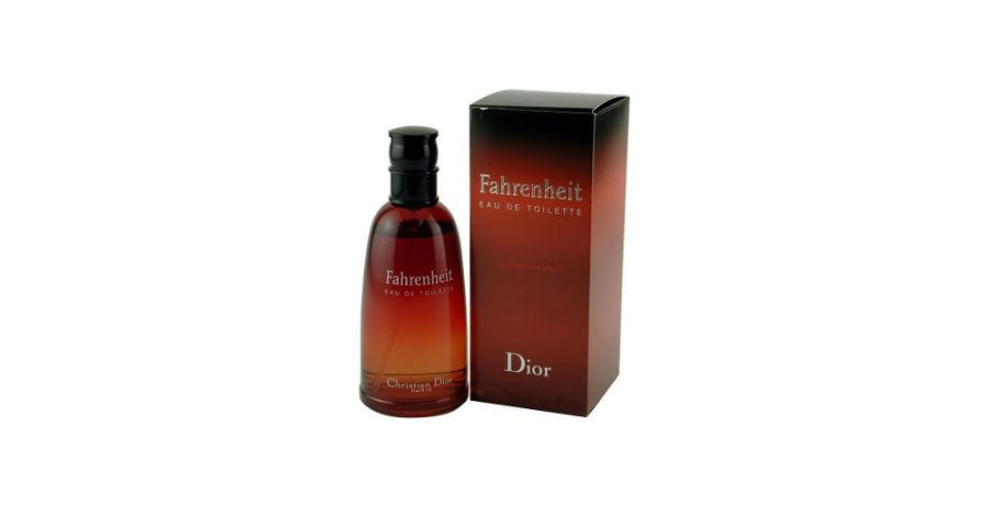 Fahrenheit di Dior migliori profumi classici