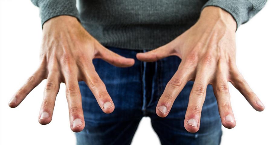 manicure uomo