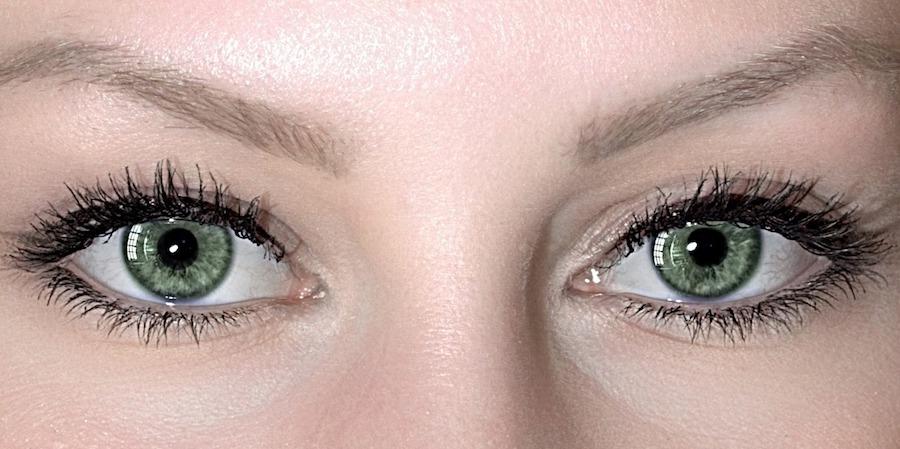 trucco occhi verdi
