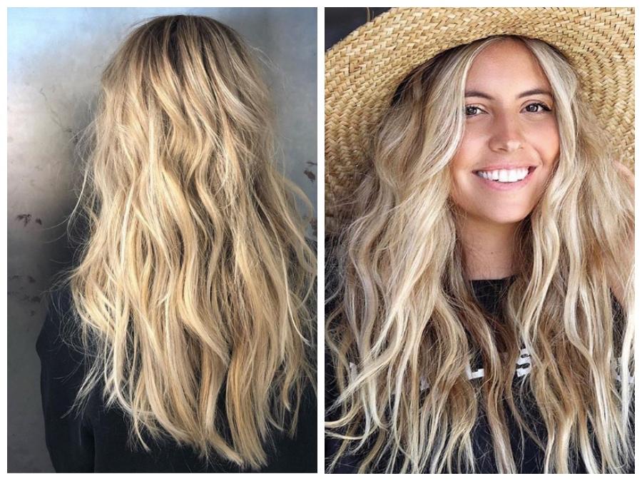 capelli con onde
